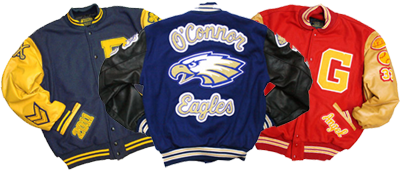 Customer Letterman Jackets